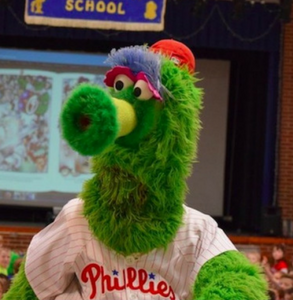 Phillie Phantic Comes to Buckingham