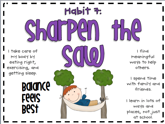 Image result for sharpen the saw
