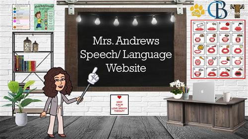 Mrs. Andrews Speech/Language
