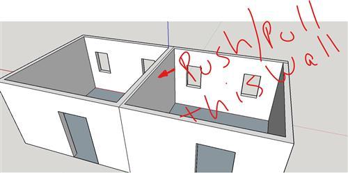 8th adding room