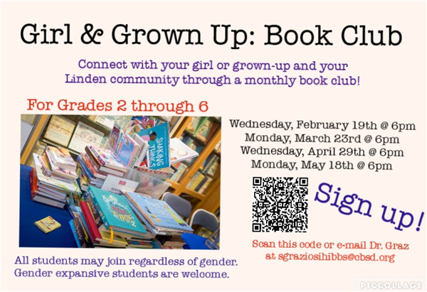 Girls & Grown Up Book Club
