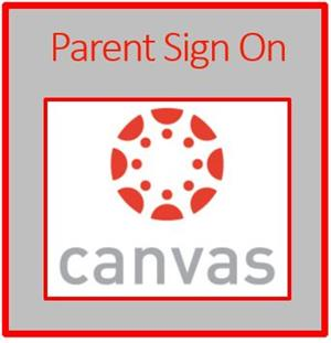 Parent Sign On Canvas