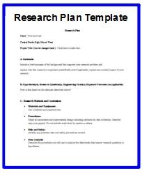 online planner template
