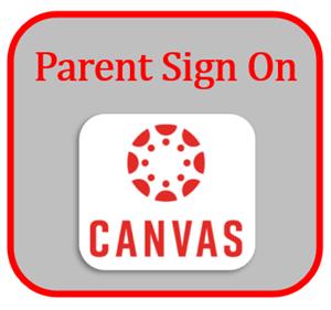 canvas parent sign on