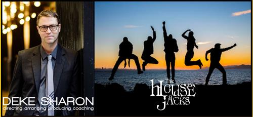 Picture of Deke Sharon and The House Jacks