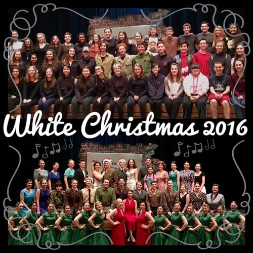 White Christmas Cast and Crew