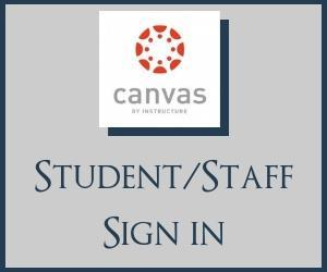Canvas Student/Staff Sign In