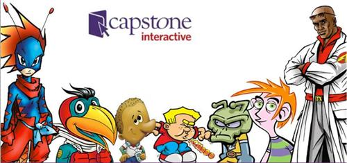 Image result for capstone ebooks logo