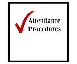 Updated Attendance Procedures