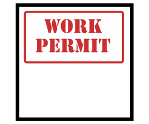 Application For Work Permit