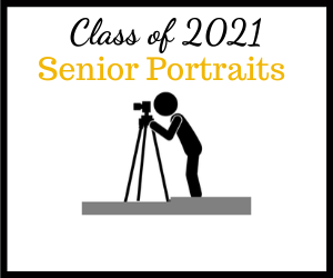 Senior Portraits for Class of 2021