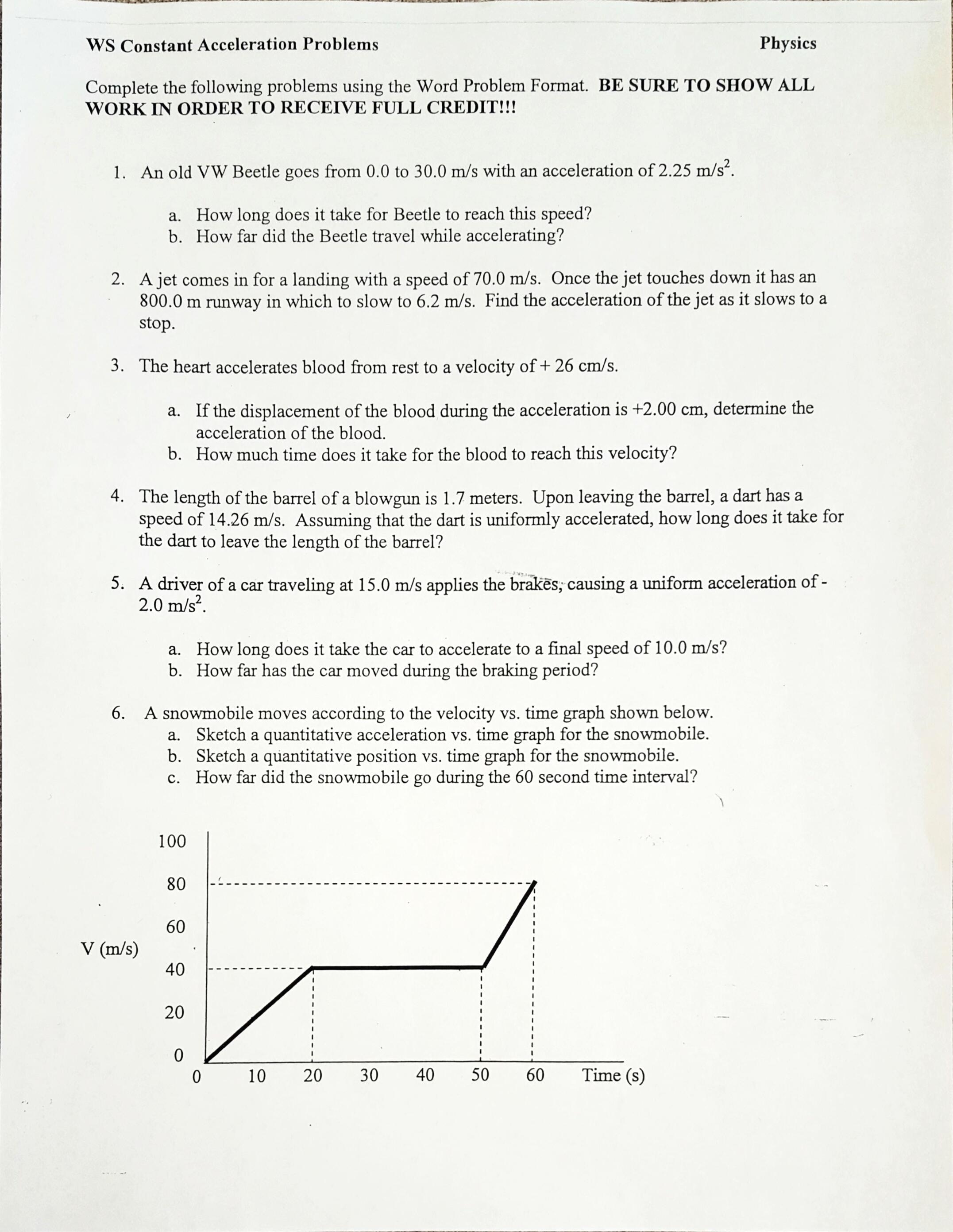 work essay examples grade 12