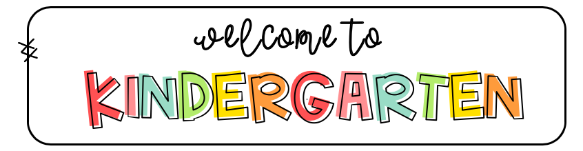 Giuliano, Carley / Welcome to Kindergarten!
