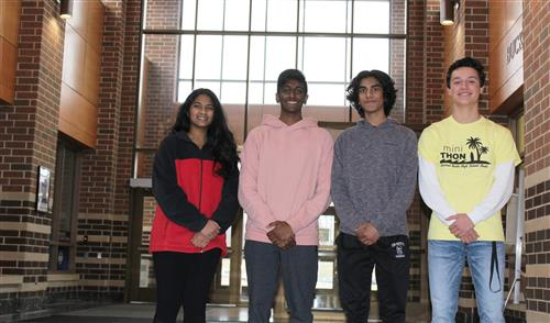 South National Merit Finalists