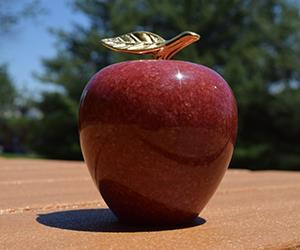 marble apple award