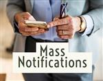 mass notification system graphic