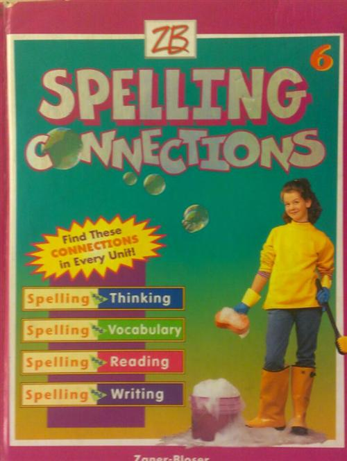 Sixth grade spelling your child will use the spelling connections program this year each week the lesson will focus on a spelling strategy that describes a common spelling sciox Gallery