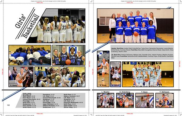 yearbook examples of layouts 6 9 2014 superlative example
