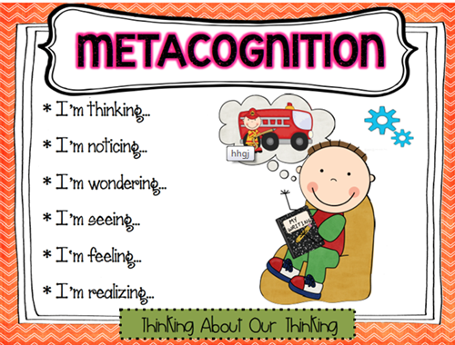 Image result for metacognition