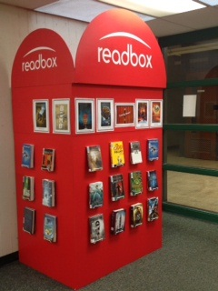 Holicong Library's Read Box