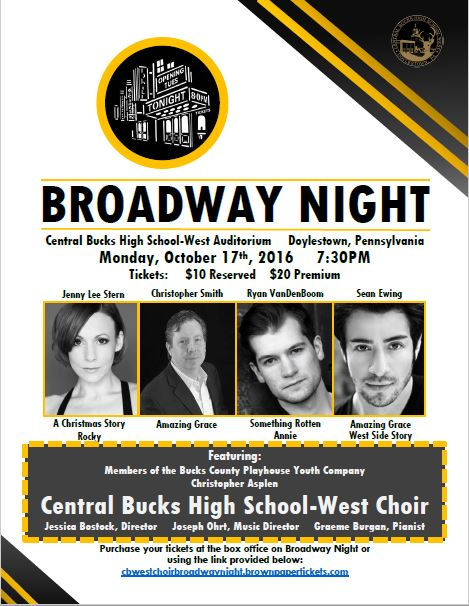 Broadway Night