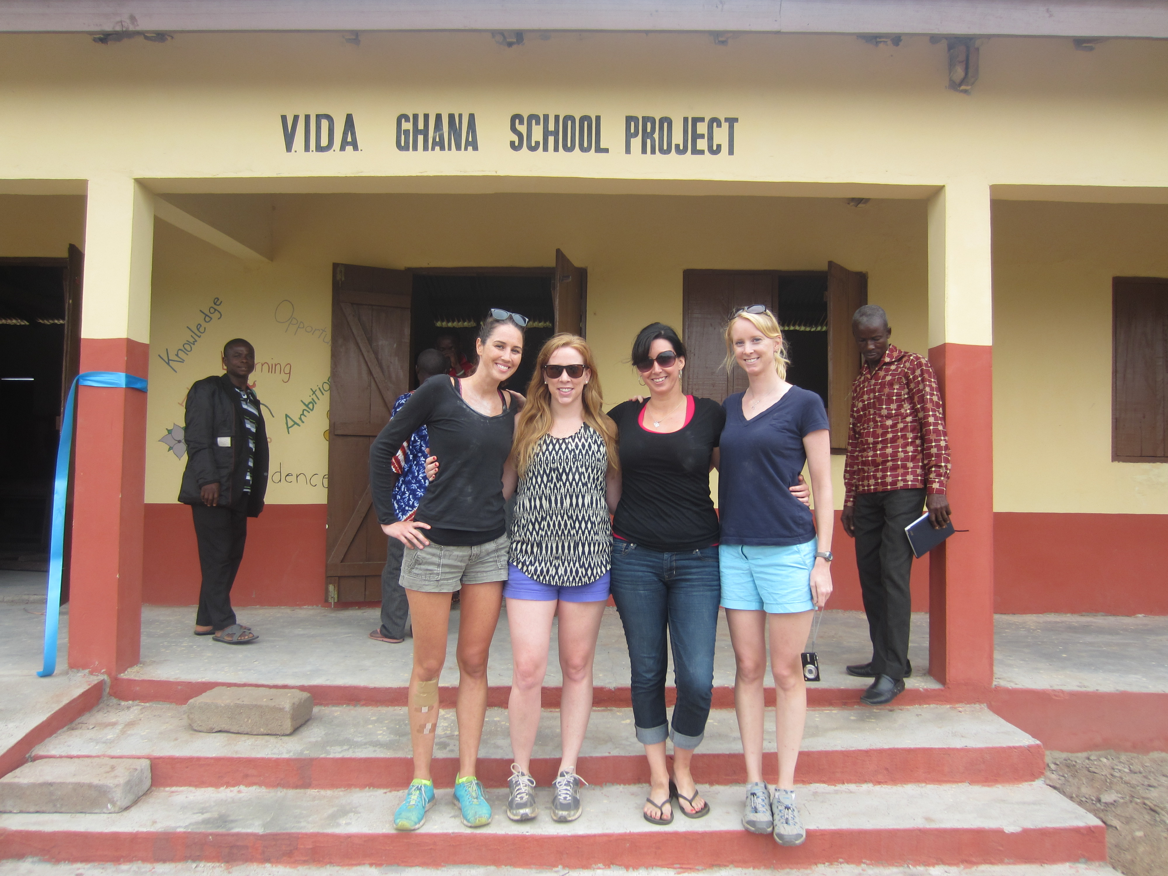 Ghana school 2012