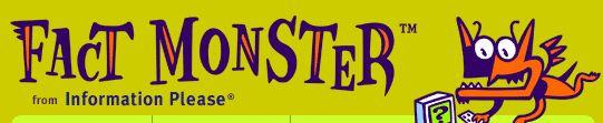 Link to Fact Monster.com
