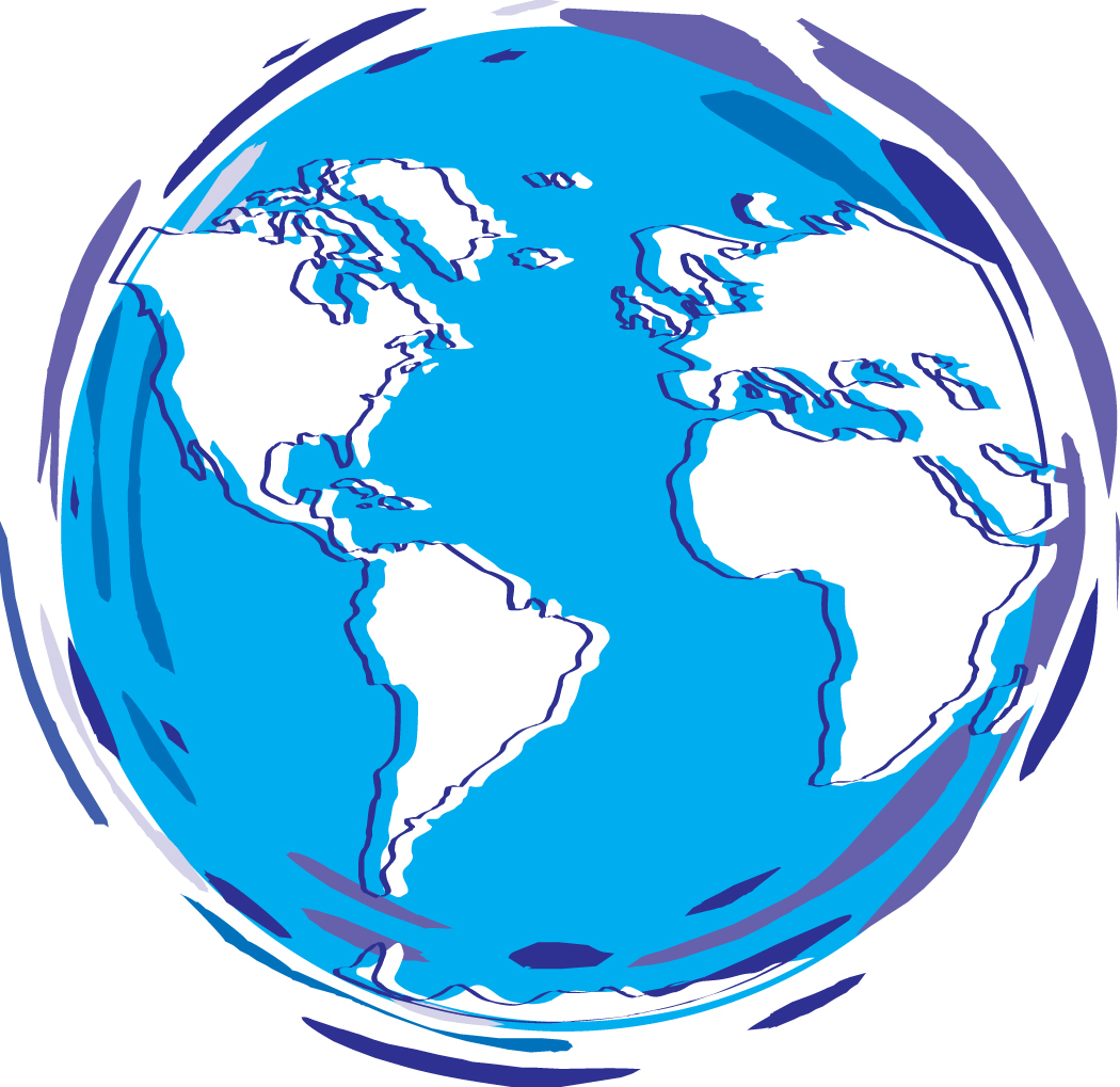 Image of a globe of the world