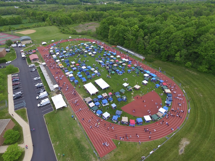 2016 Relay for Life at Tohickon MS