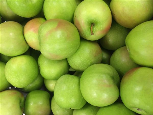 Local Green Apples